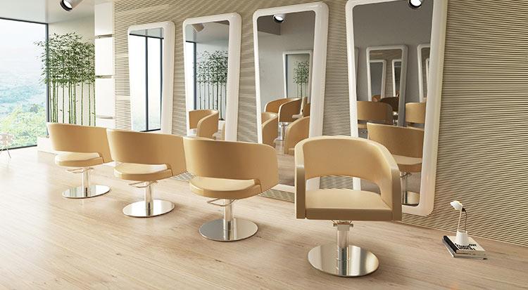 aranżacja nowoczesnego salonu fryzjerskiego najnowsze