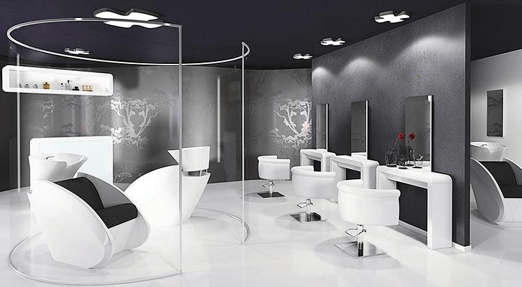 Trendy salon fryzjerski
