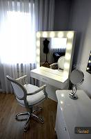 Soled HOLLYWOOD MAKE UP STAND stanowisko do salonu fryzjerskiego